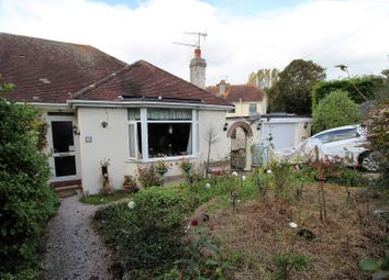 Thumbnail 2 bed semi-detached bungalow for sale in Rougemont Avenue, Torquay