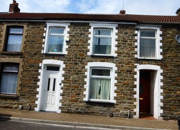 Thumbnail 3 bed terraced house for sale in Vaughan Street, Pontypridd