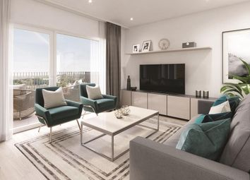 "Thumbnail 2 bed flat for sale in ""Soleil Apartments"" at Western Avenue, Acton, London"