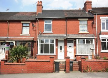 Thumbnail 2 bed town house to rent in High Street, Newchapel, Stoke-On-Trent