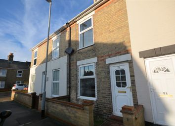 2 bed terraced house for sale in St Georges Road, Pakefield, Suffolk NR33