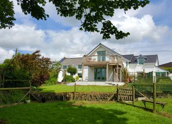 Thumbnail 4 bed detached house for sale in Llanboidy, Whitland