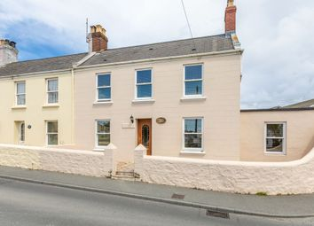 Thumbnail 3 bed end terrace house to rent in Vale Road, St. Sampson, Guernsey