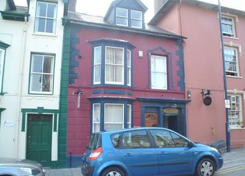 Thumbnail Commercial property for sale in Baker Street, Aberystwyth