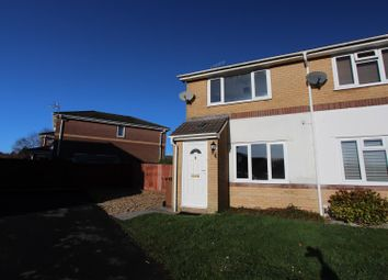 Thumbnail 2 bedroom semi-detached house to rent in Waun Erw, Caerphilly