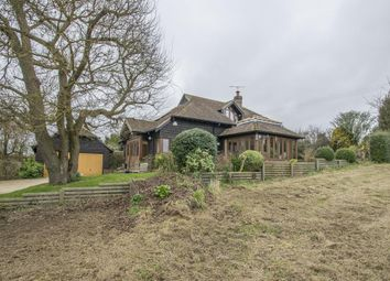 Thumbnail 4 bedroom detached house for sale in Willow Court Lane, Moulsford