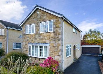 Thumbnail 4 bed detached house for sale in Sunningdale Crescent, Cullingworth, West Yorkshire