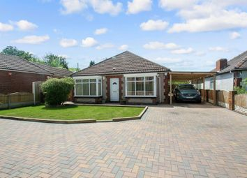 Thumbnail 3 bed bungalow for sale in Wakefield Road, Fitzwilliam, Pontefract