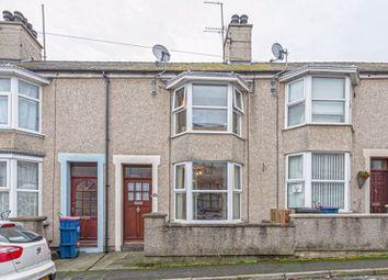 Thumbnail 2 bed terraced house for sale in Tara Street, Holyhead