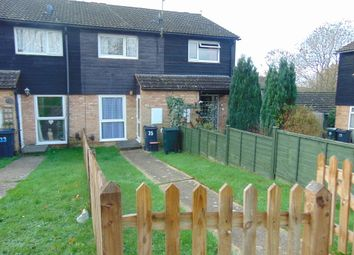 Thumbnail 2 bed terraced house to rent in Lockholt Close, Ashford