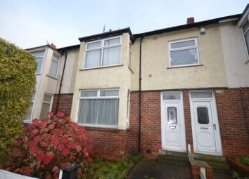 Thumbnail 2 bed flat for sale in Chillingham Road, Heaton, Newcastle Upon Tyne