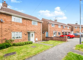Thumbnail 2 bed semi-detached house for sale in Abingdon Road, Wolverhampton