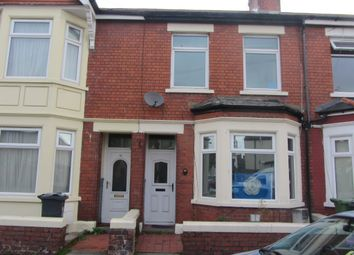 Thumbnail 3 bed terraced house for sale in Gelligaer Street, Cathays, Cardiff
