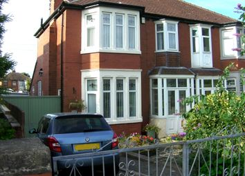 Thumbnail 3 bed semi-detached house for sale in Preston New Road, Blackpool