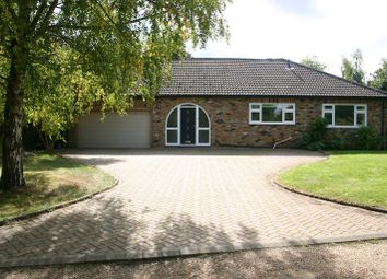 Thumbnail 3 bed detached bungalow to rent in Sandels Way, Beaconsfield