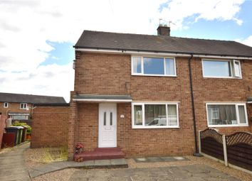Thumbnail 2 bed semi-detached house for sale in Chaucer Grove, Pudsey, West Yorkshire