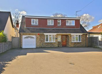 Thumbnail 4 bed detached house for sale in Mount Pleasant Lane, Bricket Wood, St. Albans