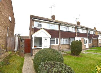 Thumbnail 3 bed end terrace house for sale in Barrymore Walk, Rayleigh