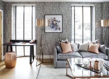 Thumbnail 2 bed flat for sale in Kilburn Quarter - West Block, Flat 3, 74 Cambridge Road