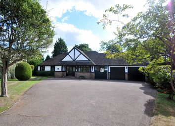 Thumbnail 3 bed detached bungalow for sale in Hurtmore Chase, Hurtmore, Godalming