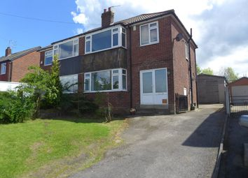 Thumbnail 3 bed semi-detached house for sale in Coppice Wood Avenue, Yeadon, Leeds