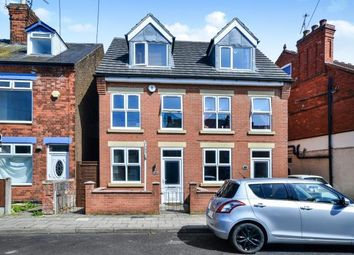 Thumbnail 3 bedroom semi-detached house for sale in Redcliffe Street, Sutton-In-Ashfield, Nottinghamshire, Notts
