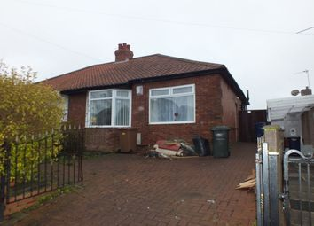 Thumbnail 2 bed bungalow for sale in Oliver Avenue, Fenham, Newcastle Upon Tyne