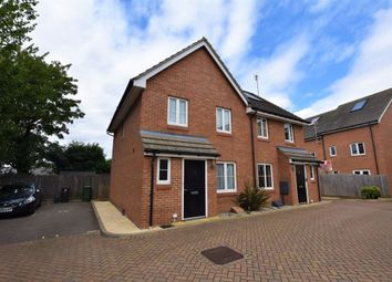 Thumbnail 3 bed semi-detached house to rent in Perryfields, Braintree