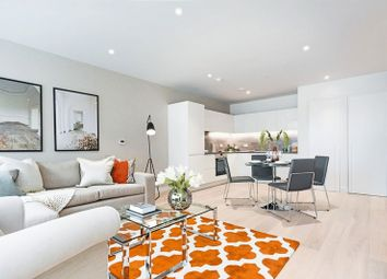 Thumbnail 1 bed flat for sale in Sienna House, Royal Wharf, London