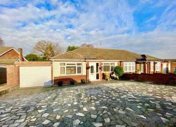 Summerhouse Drive, Dartford DA2. 2 bed semi-detached bungalow for sale