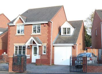 Thumbnail 5 bedroom detached house for sale in Somerset Road, West Bromwich