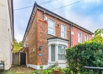 Hughenden Road, High Wycombe, Buckinghamshire HP13. 4 bed semi-detached house for sale