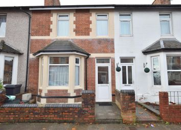 Thumbnail 2 bed terraced house for sale in Gaen Street, Barry