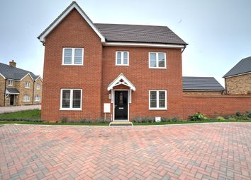 Thumbnail 3 bedroom detached house for sale in Keeley Croft, Shortstown, Bedford
