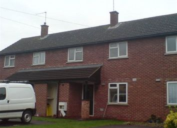Thumbnail 2 bed terraced house to rent in Woolvers Way, West Wick, Weston-Super-Mare