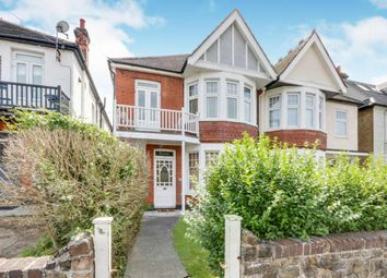 Thumbnail 3 bed flat for sale in Whitefriars Crescent, Westcliff-On-Sea