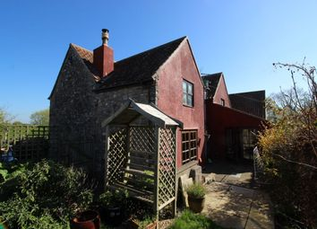Thumbnail 4 bed semi-detached house for sale in Station Road, Congresbury, North Somerset