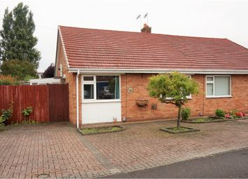 Thumbnail 2 bed semi-detached bungalow for sale in Gleedale, North Hykeham