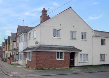 Thumbnail 1 bedroom flat to rent in York Road, Rushden