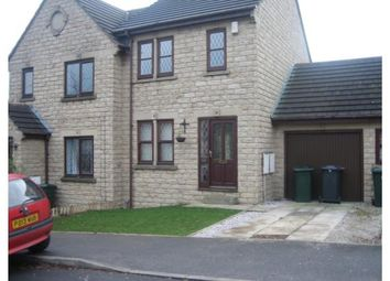 Thumbnail 3 bed semi-detached house to rent in 20 Fieldhurst Court, Bierley, Bradford, West Yorkshire