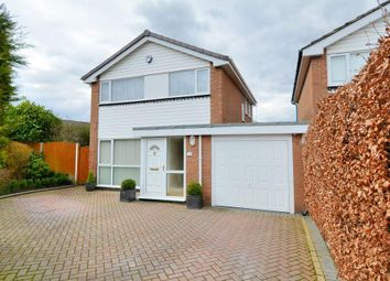 Thumbnail 3 bed detached house for sale in Teal Close, Offerton, Stockport