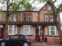 Thumbnail 2 bed flat to rent in First Floor Flat, 5 Vaughan Avenue, Doncaster, South Yorkshire