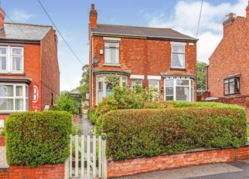 Thumbnail 2 bed semi-detached house for sale in High Street, New Whittington, Chesterfield, Derbyshire