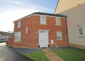 Thumbnail 3 bedroom semi-detached house for sale in Swallow Way, Cullompton, Devon