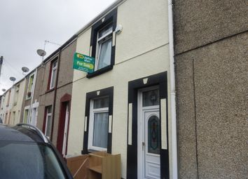 Thumbnail 4 bedroom terraced house for sale in Richardson Street, Swansea