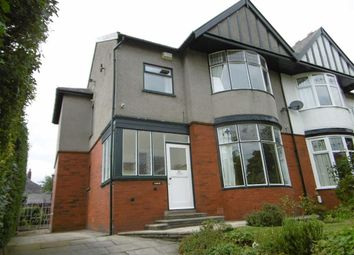 Thumbnail 4 bedroom semi-detached house for sale in Withins Lane, Breightmet, Bolton