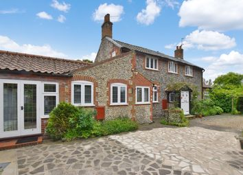 Thumbnail 2 bed semi-detached house for sale in Overstrand Road, Cromer