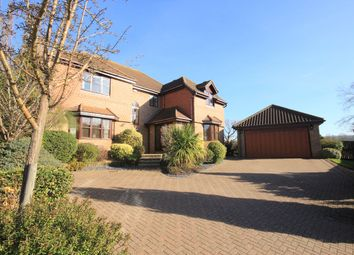 Thumbnail 5 bed detached house for sale in Berberry Drive, Flitton