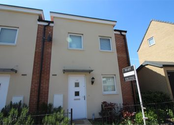Thumbnail 3 bedroom semi-detached house to rent in Warwick Avenue, Broughton, Milton Keynes