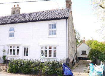 Thumbnail 3 bed cottage for sale in Methwold Road, Northwold